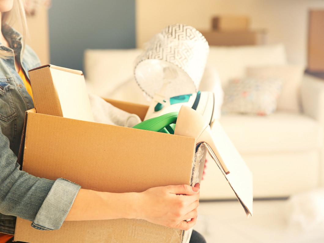 PACKING AND UNPACKING - Skip the Most Stressful Part of Moving